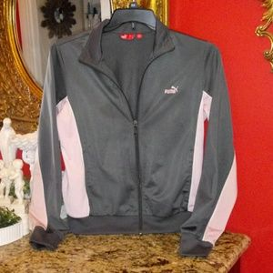 Ladies Lightweight Puma Jacket